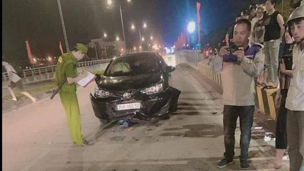 Bé trai 18 tháng tuổi thoát chết kỳ diệu sau vụ tai nạn nghiêm trọng khiến cả gia đình nhập viện ở Ninh Bình - Ảnh 1.