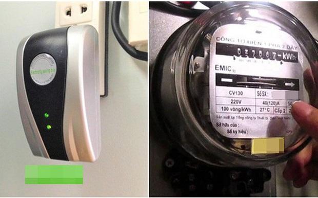 Tăng sốc hóa đơn điện vào tháng hè, dân tình lùng mua thiết bị tiết kiệm điện mong cứu vãn nhưng vỡ mộng - Ảnh 1.