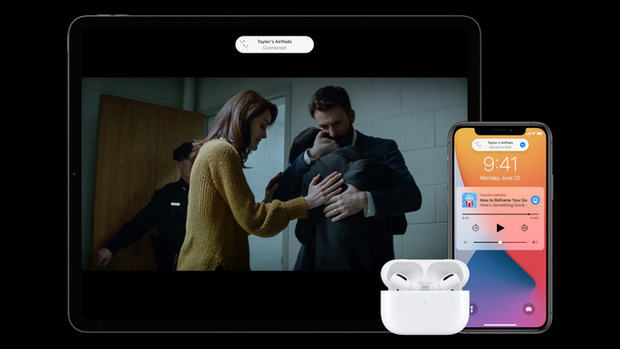 Vừa nâng cấp trải nghiệm Galaxy Buds+, Samsung đã bị Apple dội gáo nước lạnh bằng bản cập nhật siêu tiện lợi dành cho AirPods - Ảnh 2.