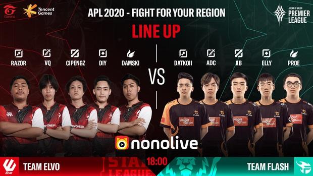 Vòng bảng APL 2020: Team Flash đánh như chơi vẫn giành chiến thắng, FAPTV lún sâu vào chuỗi thua tối tăm mặt mày - Ảnh 1.