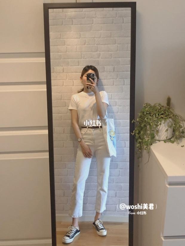 Nàng công sở cao 1m58 bật mí item tủ giúp cô trông cao ráo hơn hẳn dù thường xuyên đi giày bệt - Ảnh 3.