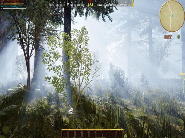 Xuất hiện game sinh tồn trên đảo hoang do năm sinh viên Đại học Hutech tự mình phát triển - Ảnh 6.