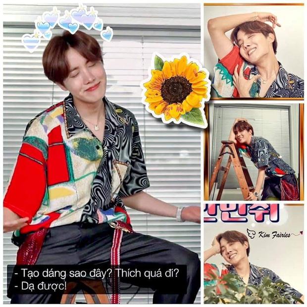Jungkook (BTS) chứng minh lụa đẹp vì người khi xử lý ngon ơ bộ đồ... diêm dúa do anh cả Jin thiết kế - Ảnh 11.