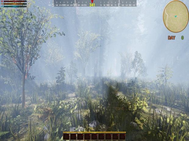 Xuất hiện game sinh tồn trên đảo hoang do năm sinh viên Đại học Hutech tự mình phát triển - Ảnh 7.