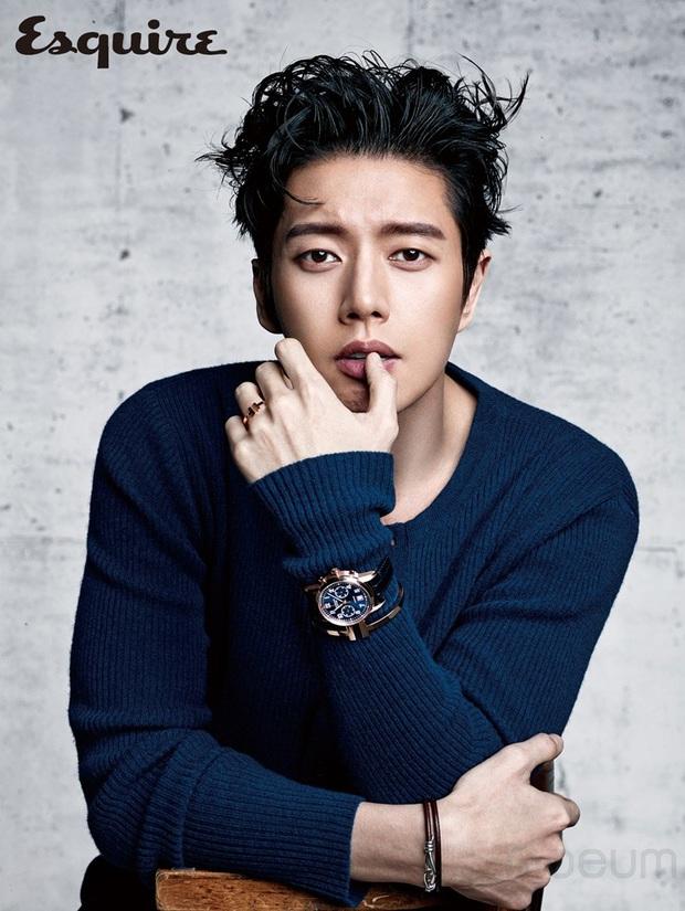 Tranh cãi BXH 25 diễn viên đẹp trai nhất xứ Hàn: Hyun Bin bị tài tử này giành No.1, Lee Min Ho - Song Joong Ki khiêm tốn khó hiểu - Ảnh 5.