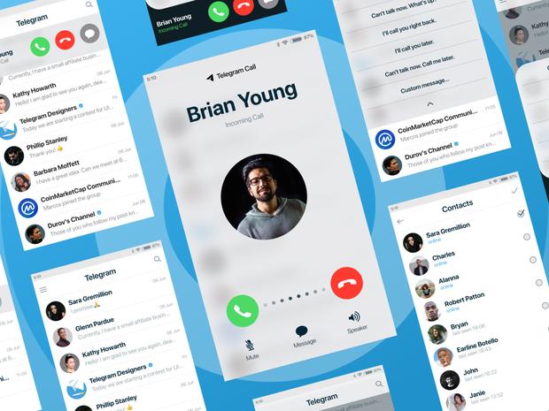 Có thêm tính năng mới, Telegram cạnh tranh sòng phẳng với Facebook Messenger - Ảnh 6.