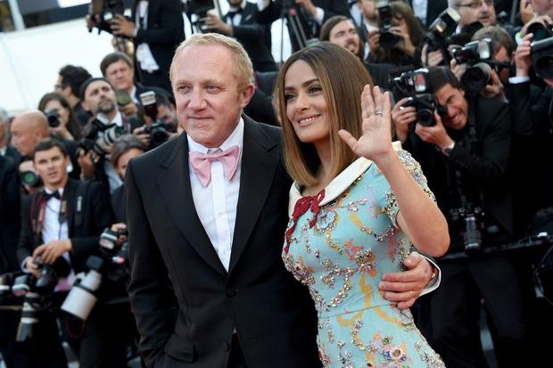 Vợ minh tinh của ông trùm thời trang thế giới: Nổi tiếng nhờ cảnh khỏa thân, cuộc gặp với tỷ phú tới hôn lễ được Tổng thống chúc phúc - Ảnh 9.