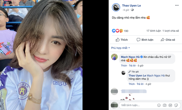 Huỳnh Anh rủ gái xinh quay clip, truy info thấy vừa giỏi võ lại thân với trai đẹp trong đội Quang Hải - Ảnh 3.