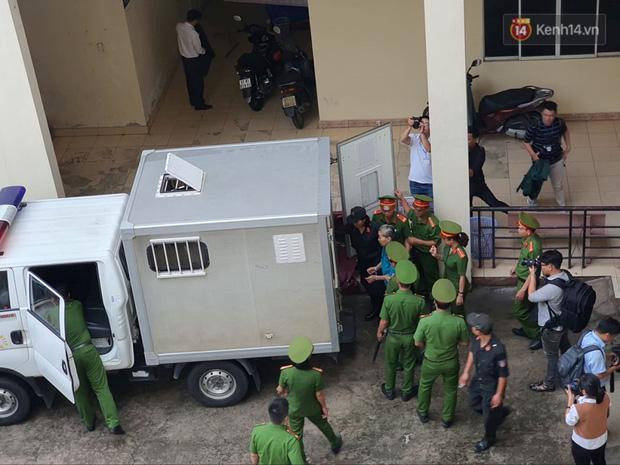 Tiếp tục xét xử vụ 2 thi thể người trong thùng bê tông: Đồng phạm khai làm mọi việc không cần biết lý do vì đệ tử nghe lời sư phụ - Ảnh 20.