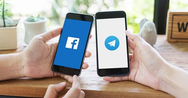 Có thêm tính năng mới, Telegram cạnh tranh sòng phẳng với Facebook Messenger - Ảnh 5.