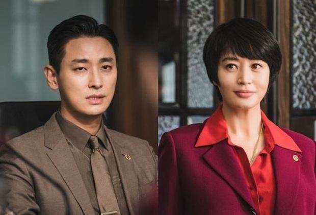 Hyena tiễn Quân Vương Bất Diệt của Lee Min Ho ra chuồng gà ở khoản kiếm tiền cho đài, một tập sinh lời 20 tỷ nhìn mà ham! - Ảnh 1.