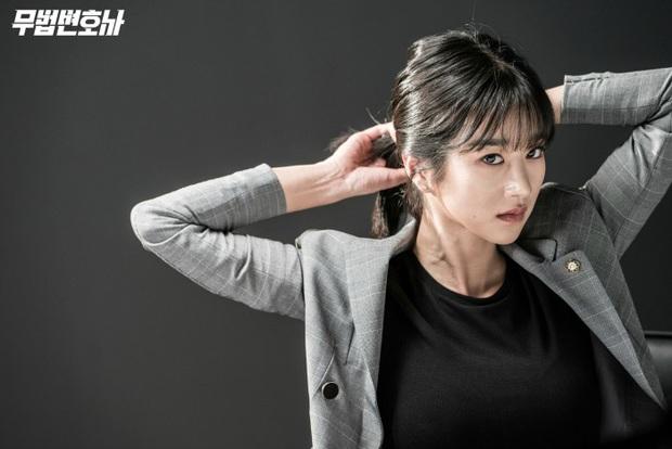 """Seo Ye Ji - """"nàng thơ"""" mới của Kim Soo Hyun: Đoá hoa nở muộn đã đến ngày toả hương ở Điên Thì Có Sao - Ảnh 11."""