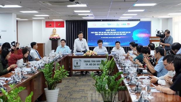 TP.Hồ Chí Minh phát động cuộc thi Giải pháp ứng dụng trí tuệ nhân tạo (AI) với giải thưởng hàng trăm triệu đồng! - Ảnh 1.