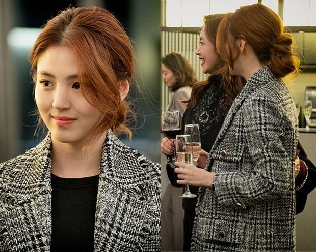 4 cách buộc tóc nhẵn mặt trong phim Hàn, chị em ghim ngay thì chẳng lo tóc tai bị nhạt và xấu - Ảnh 2.
