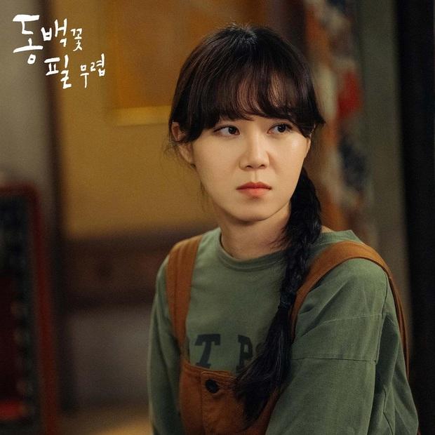 4 cách buộc tóc nhẵn mặt trong phim Hàn, chị em ghim ngay thì chẳng lo tóc tai bị nhạt và xấu - Ảnh 14.