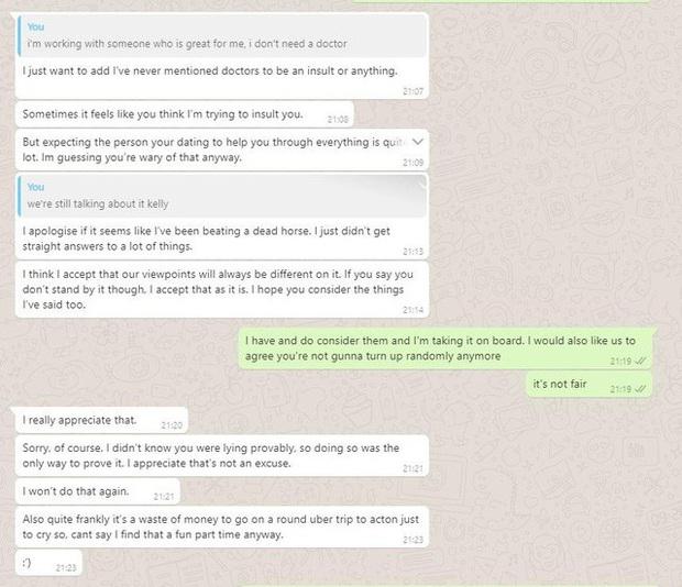 CS:GO - caster HenryG chính thức lên tiếng đáp trả những cáo buộc lạm dụng tình dục của người yêu cũ - Ảnh 4.