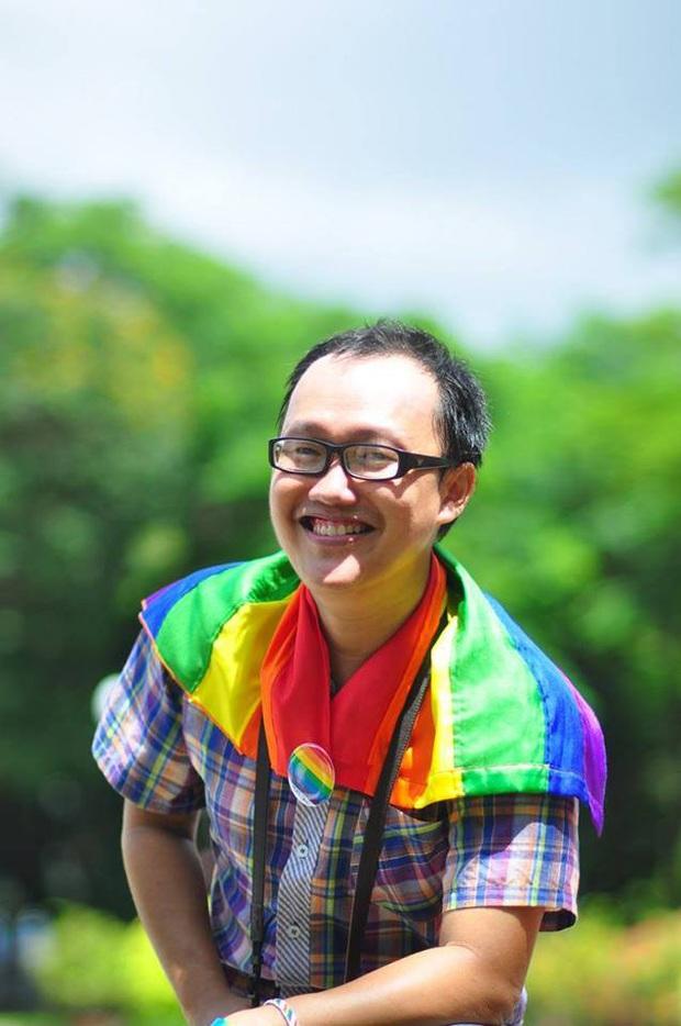 Nhà hoạt động vì quyền LGBT phản hồi Hương Giang, đề xuất cụm từ Giới tính thứ 3 nên đổi thành Cong - Ảnh 2.