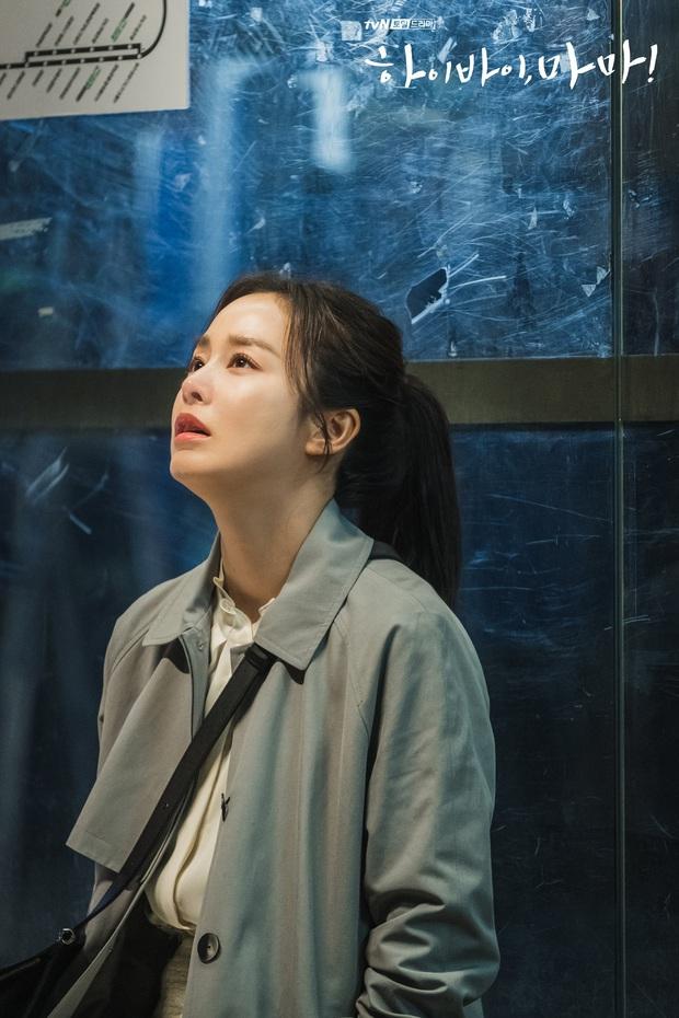 4 cách buộc tóc nhẵn mặt trong phim Hàn, chị em ghim ngay thì chẳng lo tóc tai bị nhạt và xấu - Ảnh 7.