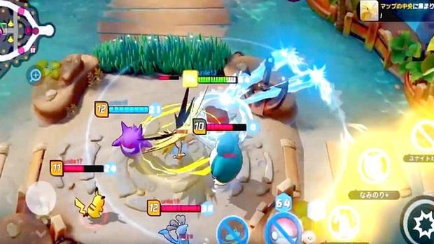 Xuất hiện game MOBA Pokemon, chơi như LMHT, miễn phí hoàn toàn 100% - Ảnh 10.