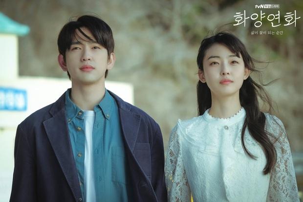 4 cách buộc tóc nhẵn mặt trong phim Hàn, chị em ghim ngay thì chẳng lo tóc tai bị nhạt và xấu - Ảnh 10.