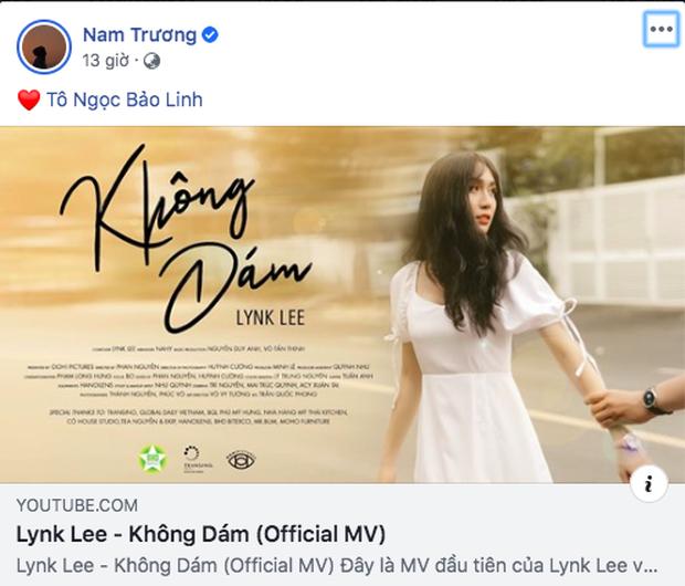 Đen Vâu viết hẳn tâm thư ủng hộ, Orange, Jun Vũ và netizen ra sức cổ vũ Lynk Lee nhưng thành tích lượt view sau 15 giờ vẫn không như kỳ vọng? - Ảnh 6.