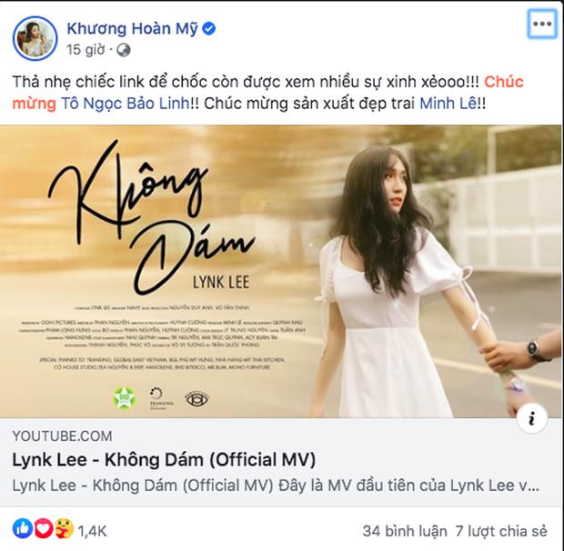 Đen Vâu viết hẳn tâm thư ủng hộ, Orange, Jun Vũ và netizen ra sức cổ vũ Lynk Lee nhưng thành tích lượt view sau 15 giờ vẫn không như kỳ vọng? - Ảnh 4.