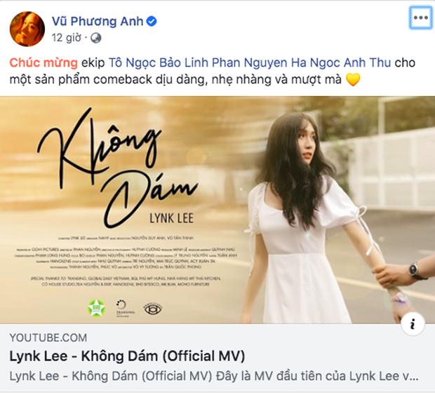 Đen Vâu viết hẳn tâm thư ủng hộ, Orange, Jun Vũ và netizen ra sức cổ vũ Lynk Lee nhưng thành tích lượt view sau 15 giờ vẫn không như kỳ vọng? - Ảnh 5.