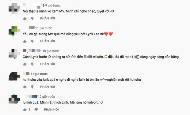 Đen Vâu viết hẳn tâm thư ủng hộ, Orange, Jun Vũ và netizen ra sức cổ vũ Lynk Lee nhưng thành tích lượt view sau 15 giờ vẫn không như kỳ vọng? - Ảnh 8.