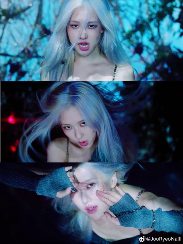 Rosé có 1 pha hủy dung trong MV How You Like That nhưng đây lại là lúc nhan sắc cô bùng nổ nhất - Ảnh 1.