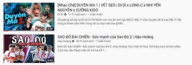 Ca khúc của Hoài Lâm lọt top trending hậu ly hôn, BLACKPINK bùng nổ trước giờ G, Em Không Sai Chúng Ta Sai sau 2 tháng phát hành bỗng trỗi dậy - Ảnh 3.