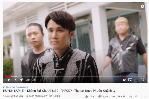 Ca khúc của Hoài Lâm lọt top trending hậu ly hôn, BLACKPINK bùng nổ trước giờ G, Em Không Sai Chúng Ta Sai sau 2 tháng phát hành bỗng trỗi dậy - Ảnh 9.