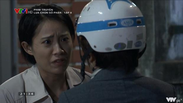 Huỳnh Anh tung nắm đấm cực ngầu, giải cứu người đẹp trong tích tắc ở Lựa Chọn Số Phận tập 8 - Ảnh 3.