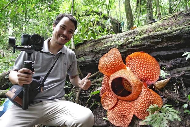 Những loài hoa hình thù kì dị khiến ai xem xong cũng không dám tin, một mực khăng khăng đây là sản phẩm của photoshop - Ảnh 1.