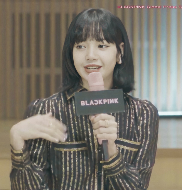 Tóc tai của Black Pink trong họp báo comeback: Có vẻ như hair stylist độ Jisoo mà không độ Lisa, Jennie - Ảnh 10.