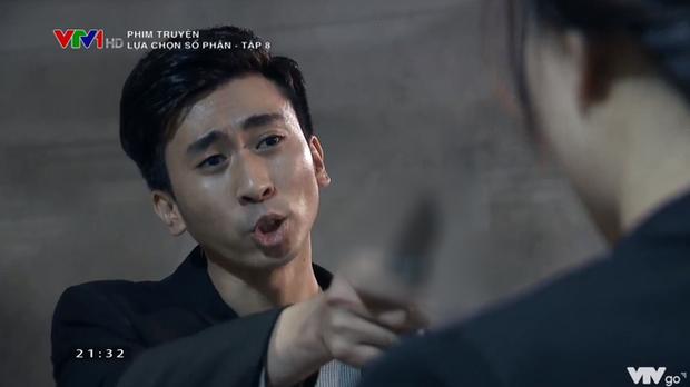 Huỳnh Anh tung nắm đấm cực ngầu, giải cứu người đẹp trong tích tắc ở Lựa Chọn Số Phận tập 8 - Ảnh 4.