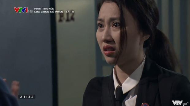 Huỳnh Anh tung nắm đấm cực ngầu, giải cứu người đẹp trong tích tắc ở Lựa Chọn Số Phận tập 8 - Ảnh 7.
