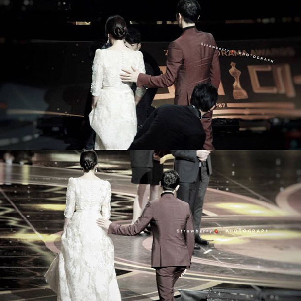 8 lần Song Hye Kyo gây nổ thảm đỏ, sự kiện: 2 dịp làm đám cưới sớm với Song Joong Ki, sau ly hôn lại lột xác ngỡ ngàng - Ảnh 12.
