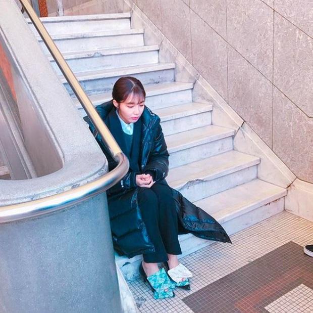 Bí quyết nào giúp Eunji (Apink) giảm được 15kg ngoạn mục, lấy lại body mình hạc sương mai? - Ảnh 4.