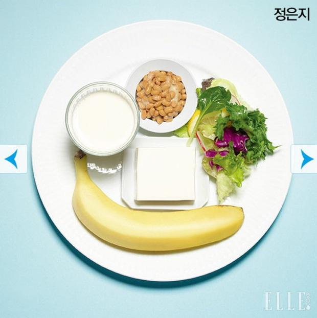 Bí quyết nào giúp Eunji (Apink) giảm được 15kg ngoạn mục, lấy lại body mình hạc sương mai? - Ảnh 9.