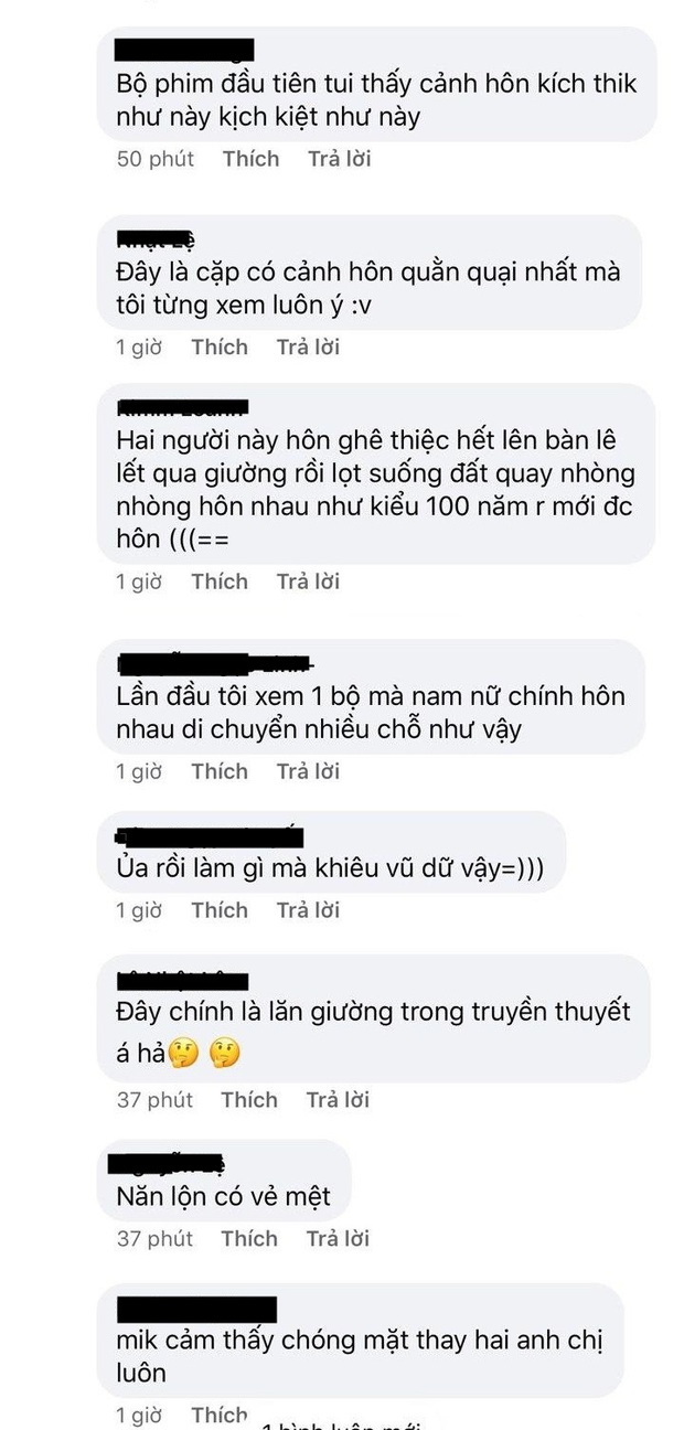 Lộ diện màn hôn quằn quại nhất màn ảnh Trung, netizen khoái chí: Anh chị tính nuốt nhau luôn hay gì - Ảnh 4.