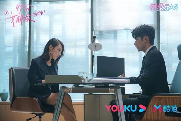 Lộ diện màn hôn quằn quại nhất màn ảnh Trung, netizen khoái chí: Anh chị tính nuốt nhau luôn hay gì - Ảnh 9.