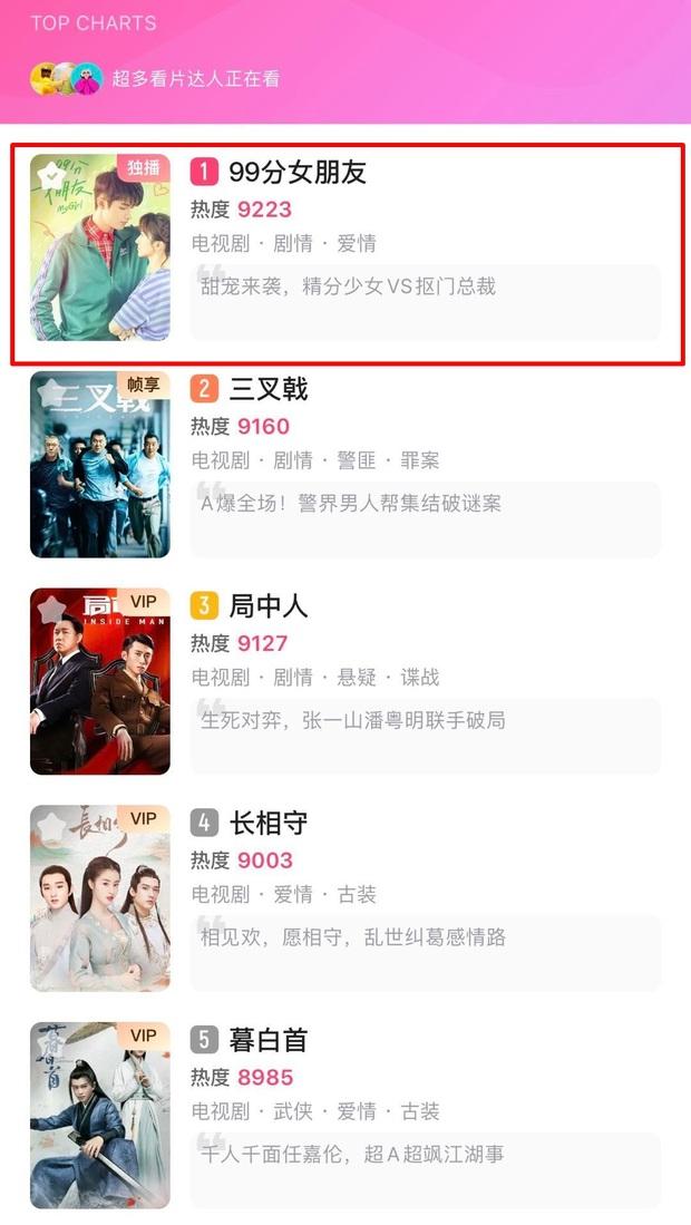Lộ diện màn hôn quằn quại nhất màn ảnh Trung, netizen khoái chí: Anh chị tính nuốt nhau luôn hay gì - Ảnh 11.