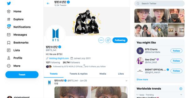BLACKPINK mở Twitter chính thức đối đầu trực diện với ông hoàng BTS, nhưng chưa gì đã vượt mặt rồi? - Ảnh 5.