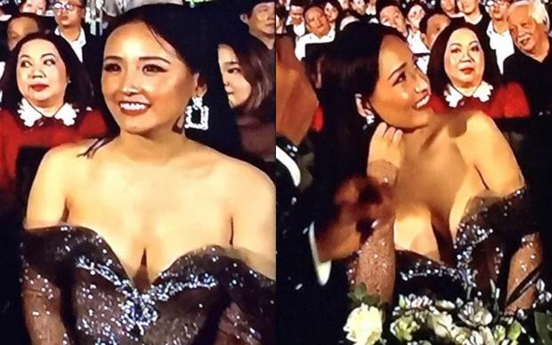 Loạt sự cố trang phục sốc tận óc của các mỹ nhân châu Á, xem mà vừa ngượng vừa thương cho các nàng - Ảnh 11.