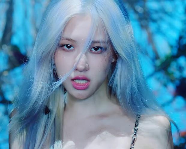 Rosé có 1 pha hủy dung trong MV How You Like That nhưng đây lại là lúc nhan sắc cô bùng nổ nhất - Ảnh 2.