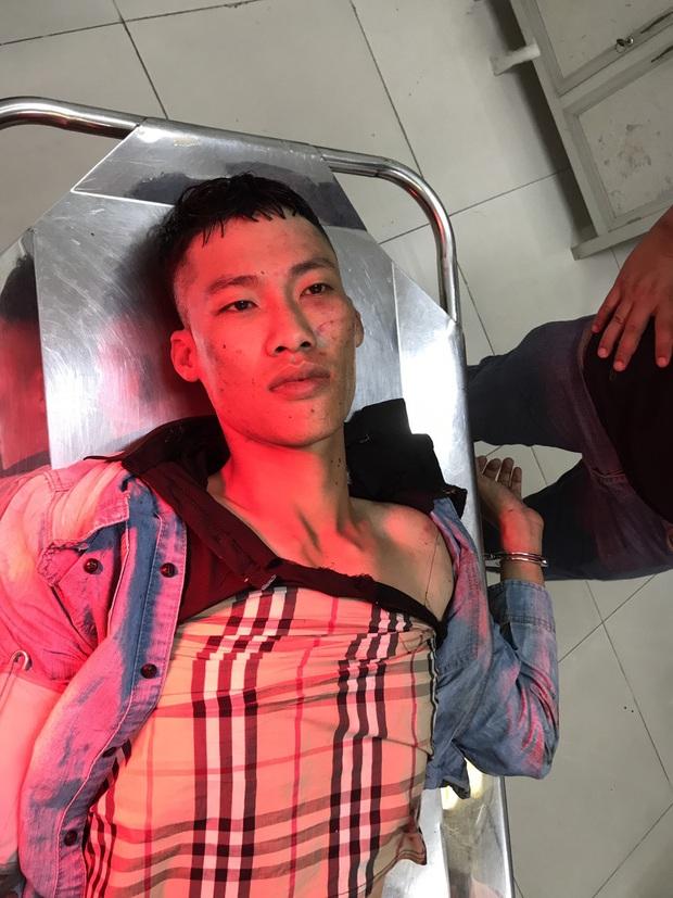 Kẻ trộm SH, đâm 2 chú cháu bị thương ở Sài Gòn khai gì? - Ảnh 1.