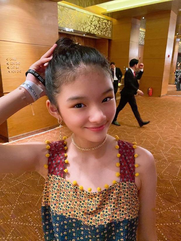 Con gái Trương Ngọc Ánh và Trần Bảo Sơn trổ mã thành công khi bước sang tuổi 12, sở hữu chiều cao cùng nét đẹp vượt trội - Ảnh 3.