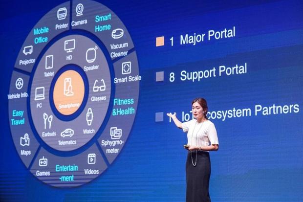Ý tưởng IoT của Realme bị cho là giống Huawei - Ảnh 2.