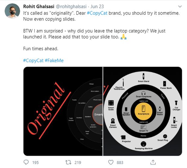 Ý tưởng IoT của Realme bị cho là giống Huawei - Ảnh 3.