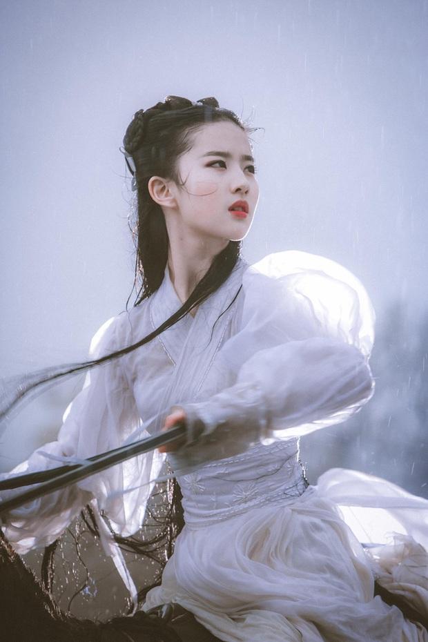 Tứ tiểu hoa đán của 10 năm trước giờ ra sao: Dương Mịch và Lưu Diệc Phi dù nổi tiếng nhưng vẫn không thể sánh bằng người đẹp này - Ảnh 5.